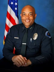 Cathedral City Police Chief Travis Walker.