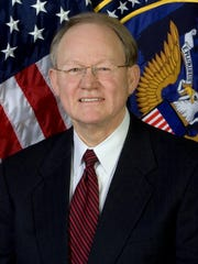 Vice Admiral John Michael McConnell