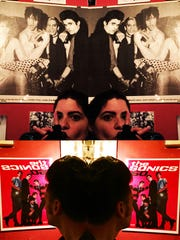 """Hobbyist, a two-person band from Chicago, is scheduled to perform at Eyeconik Records & Apparel in Las Cruces on Dec. 16. Their new album is titled """"Sonic Cramps."""""""