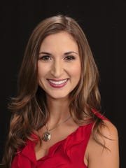 Melissa Vogt is a finalist for Young Professional of the Year.