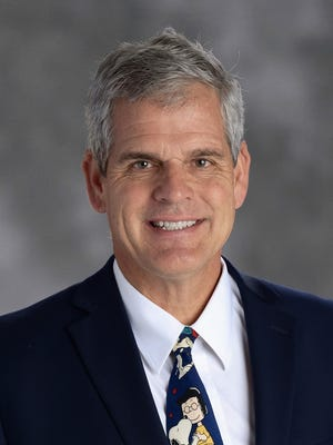 Tim Reilly, principal of St. Ignatius School, will become president of St. Xavier High School in 2018.