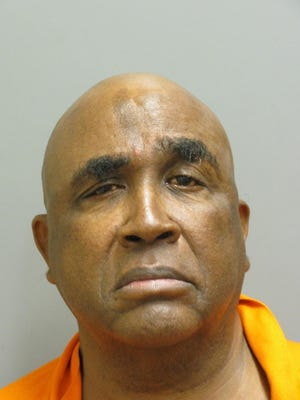 Sidney Davis Sr. is charged with making terrorist threats.