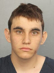 This photo provided by the Broward County (Fla.) Jail