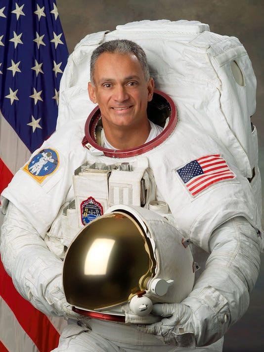 Astronaut John Danny Olivas