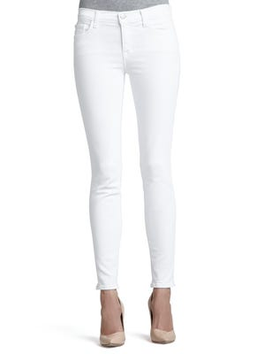 Easter's still three weeks away, but is OK to pull out the white jeans yet?
