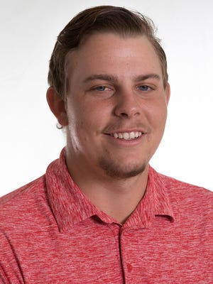 DSU Men's Golfer Nicklaus Britt was named PacWest Men's Golf Player of the Week