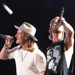 Concert: Florida Georgia Line, also features Cole Swindell, The Cadillac Three and Kane Brown, 7 p.m. July 9; tickets $25 to $59.75. livenation.com. BB&T Pavilion, Camden.