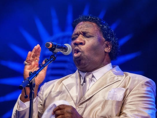 Mud Morganfield, son of Muddy Waters, will join the