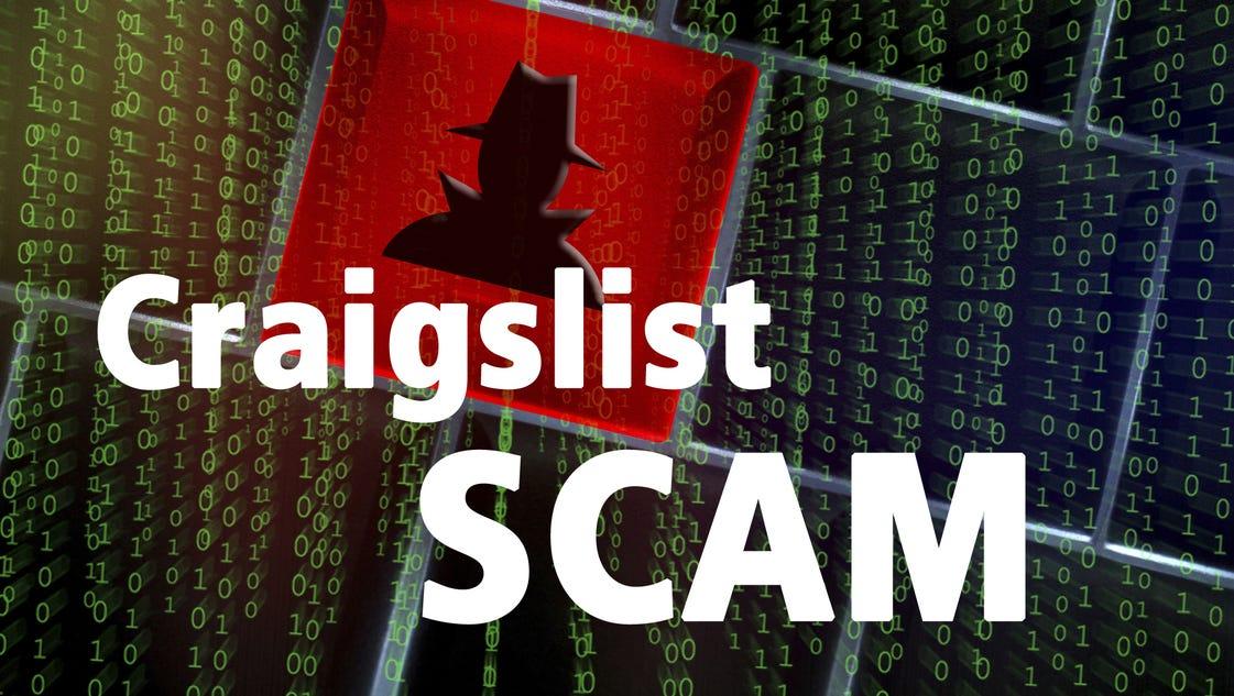 Craigslist Scam Car Seller