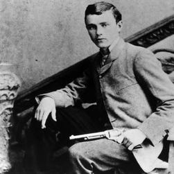 Image of Jesse James assassin Robert Ford.