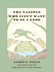 Copies of a children's book written by Jim Dugan will