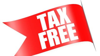 Tax free red label