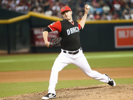 With seven shutout innings on Sunday, Patrick Corbin