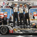 Barbosa gives team repeat win in Six Hours of The Glen