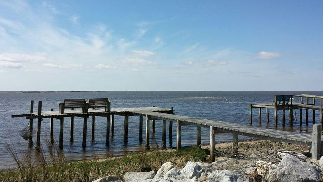 Horseshoe Beach is located two hours south of Tallahassee.