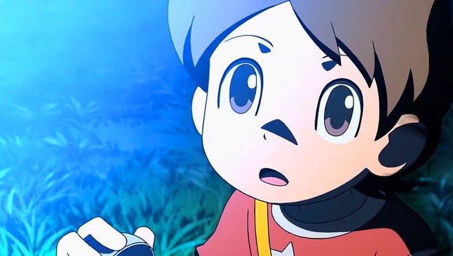 Yo-Kai Watch for the Nintendo 3DS.