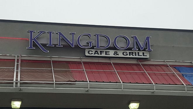 Kingdom Cafe & Grill plans to open in the former Harper's Restaurant building at 2610 Jefferson St. in the coming weeks.