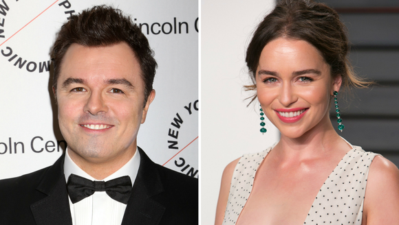 Here S What Emilia Clarke Learned From Dating Seth Macfarlane