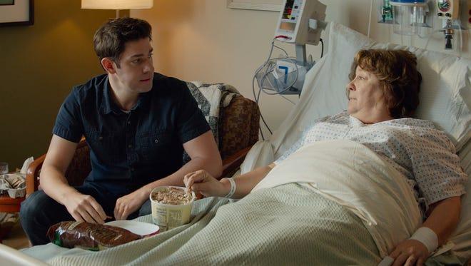 """Margo Martindale and John Krasinski star in """"The Hollars."""""""