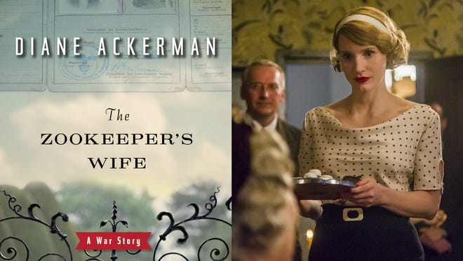 'The Zookeeper's Wife' in book and movie form.
