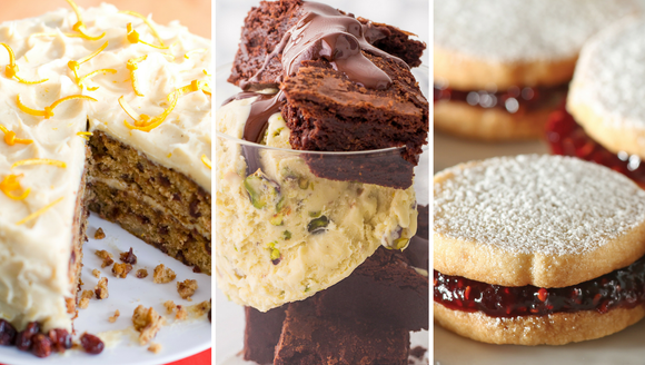 Biscuits and trifles and traybakes, oh my!