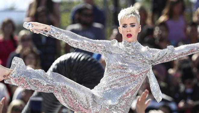 """Katy Perry will be a judge on the 16th season of """"American Idol,"""" which will hold auditions Aug. 30 in Louisville's Waterfront Park."""