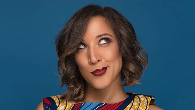 """Robin Thede's new show, """"The Rundown with Robin Thede"""" will premiere on Thursday at 10 p.m. central time on BET."""