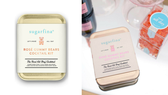 sugarfina Rosè gummy bears