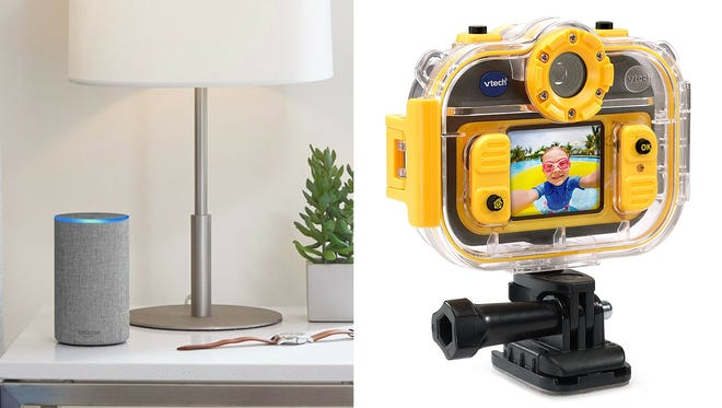 Day 5 of Amazon's 12 Days of Deals bring offers on Echos, TVs, cameras for kids, and fun games.