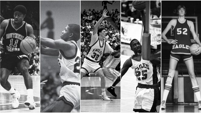 USI all-time starting five