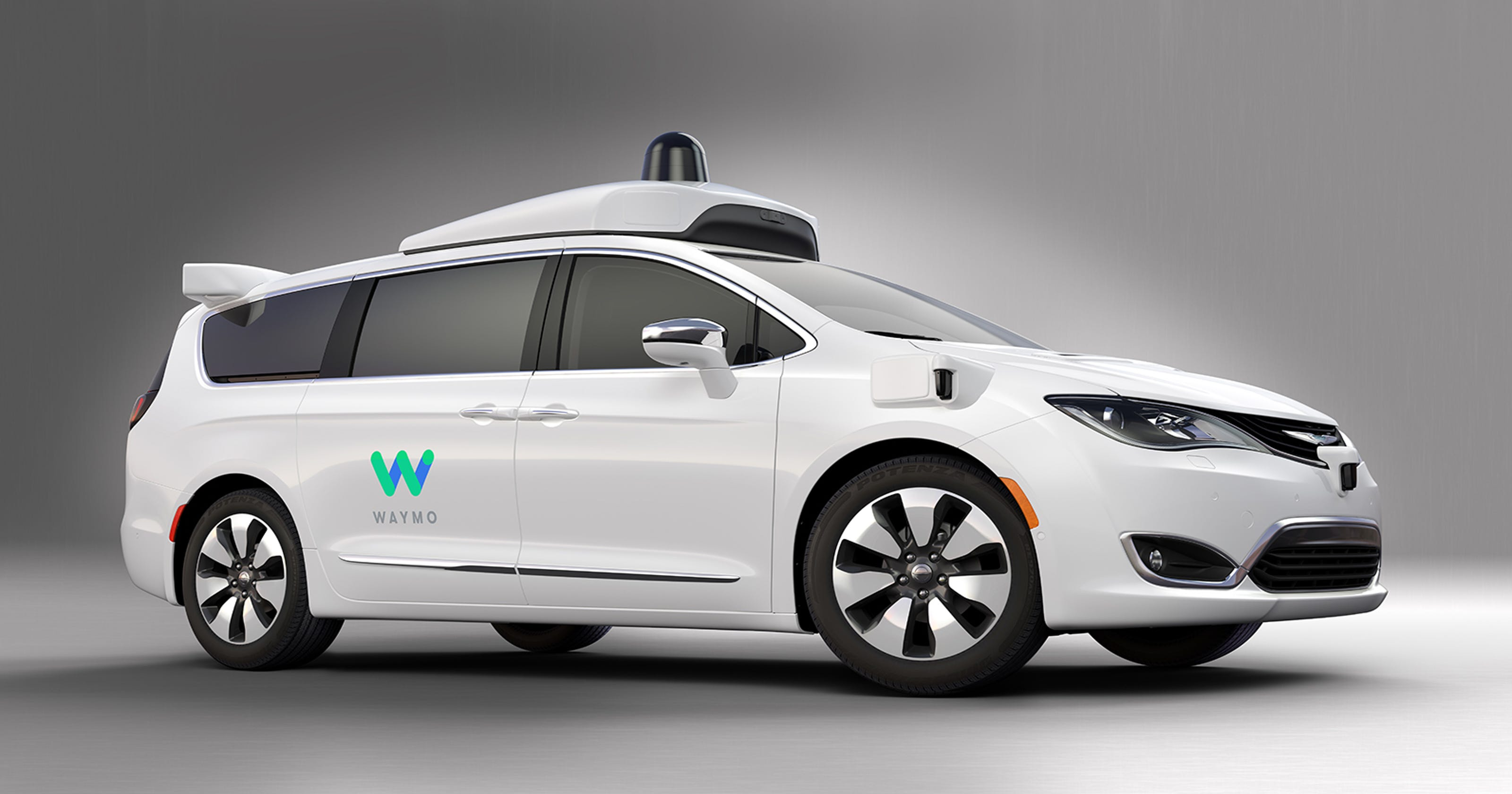 Waymo Orders 62 000 Self Driving Chrysler Pacifica Minivans