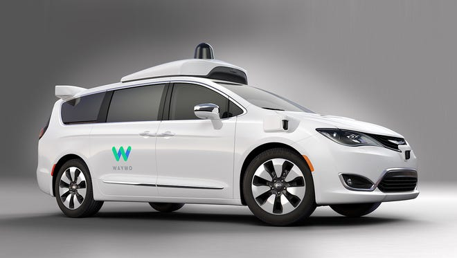 Waymo is buying thousands of Chrysler Pacifica Hybrid minivans.