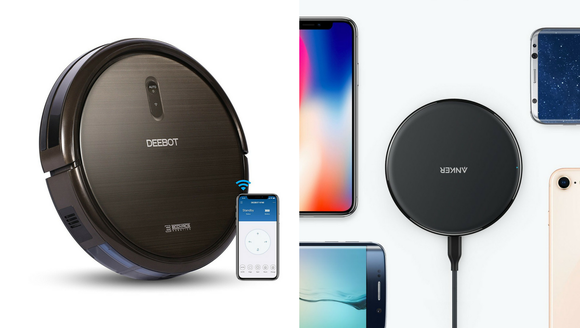 Clean and charge with today's deals.