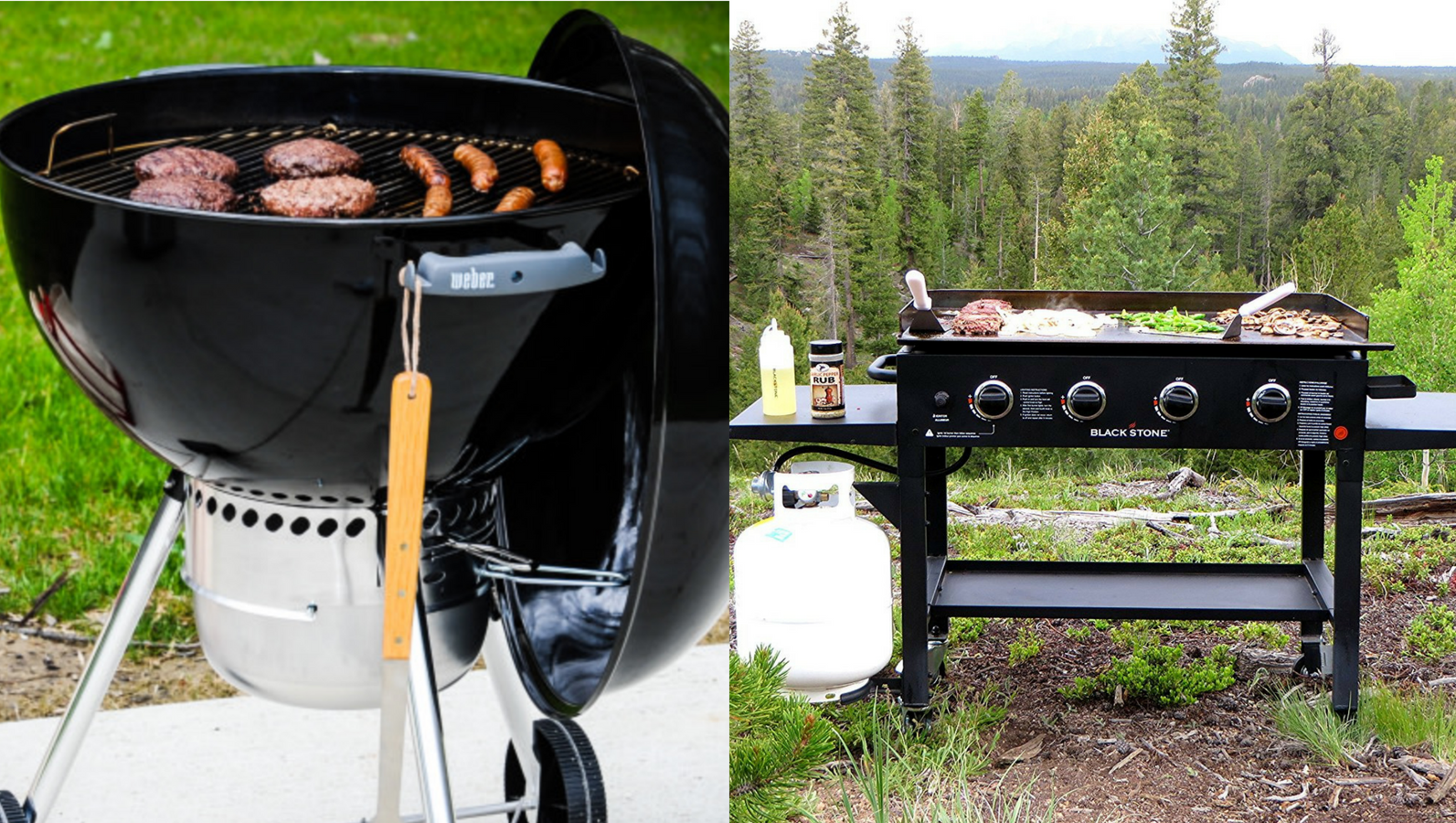 The 8 best grills you can in 2018