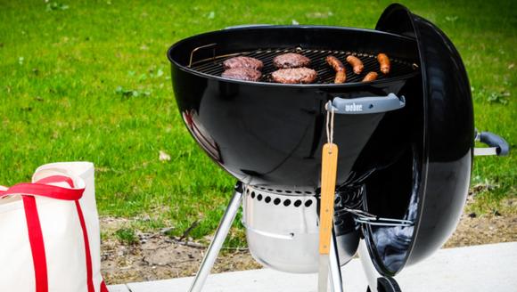 Weber Premium grill