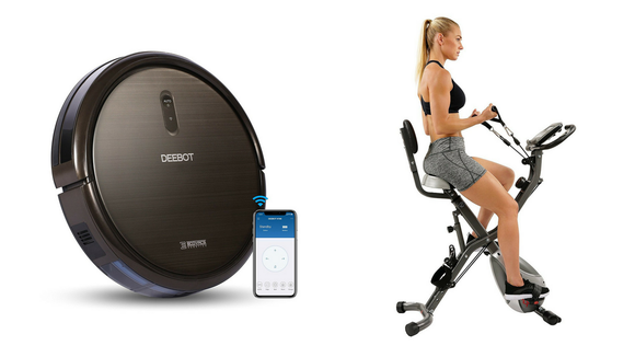 Keep your home clean while you work out with today's deals.