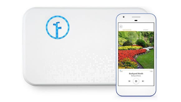 Let this smart system water your plants for you.