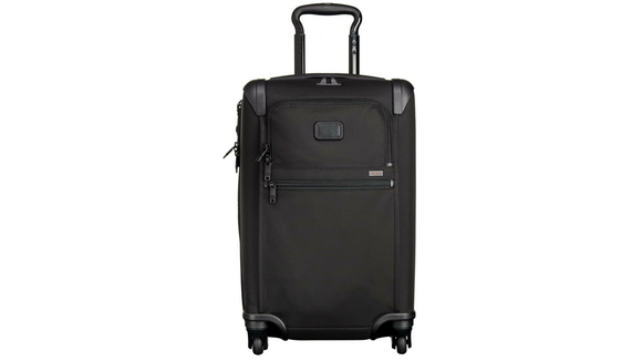 One Of Our Favorite Luxury Checked Bags The Tumi Alpha 2 Carry On