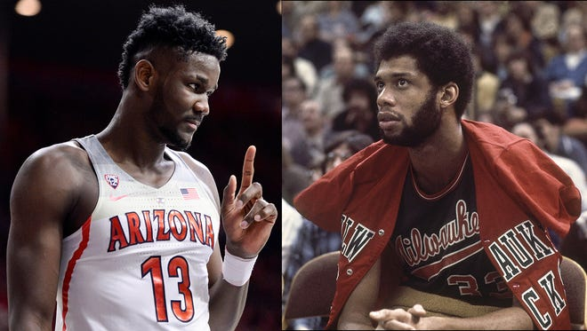 It's been nearly 50 years since the Suns lost a coin flip for the rights to draft Lew Alcindor, a.k.a. Kareem Abdul-Jabbar. After five decades of wandering the NBA desert in search of a dominant big man, the Suns may have their chance to land one on June 21 with the No. 1 pick in the NBA Draft.