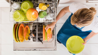 You're using your dishwasher wrong