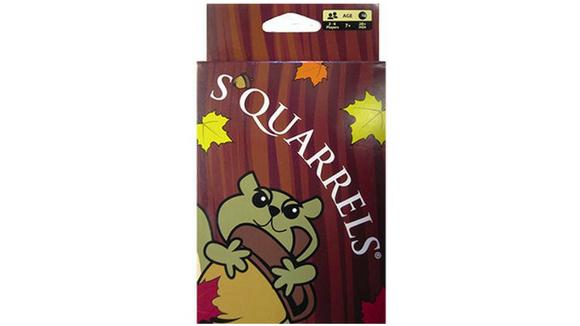 S'Quarrels card game
