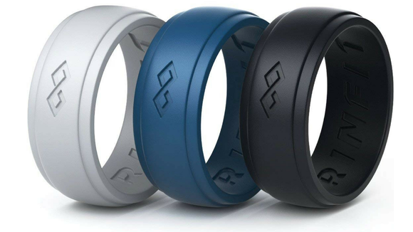 Silicone rings