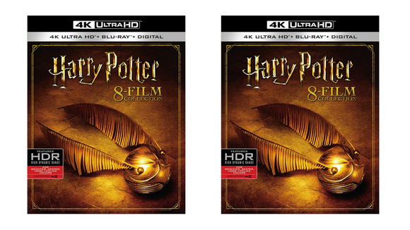 Harry Potter 8-Film DVD Collection
