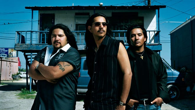 Los Lonely Boys will play Sept. 14 at the Admiral Theatre.
