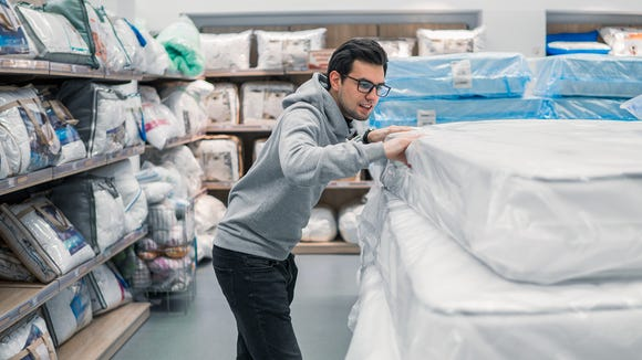Get a new mattress at a great price.