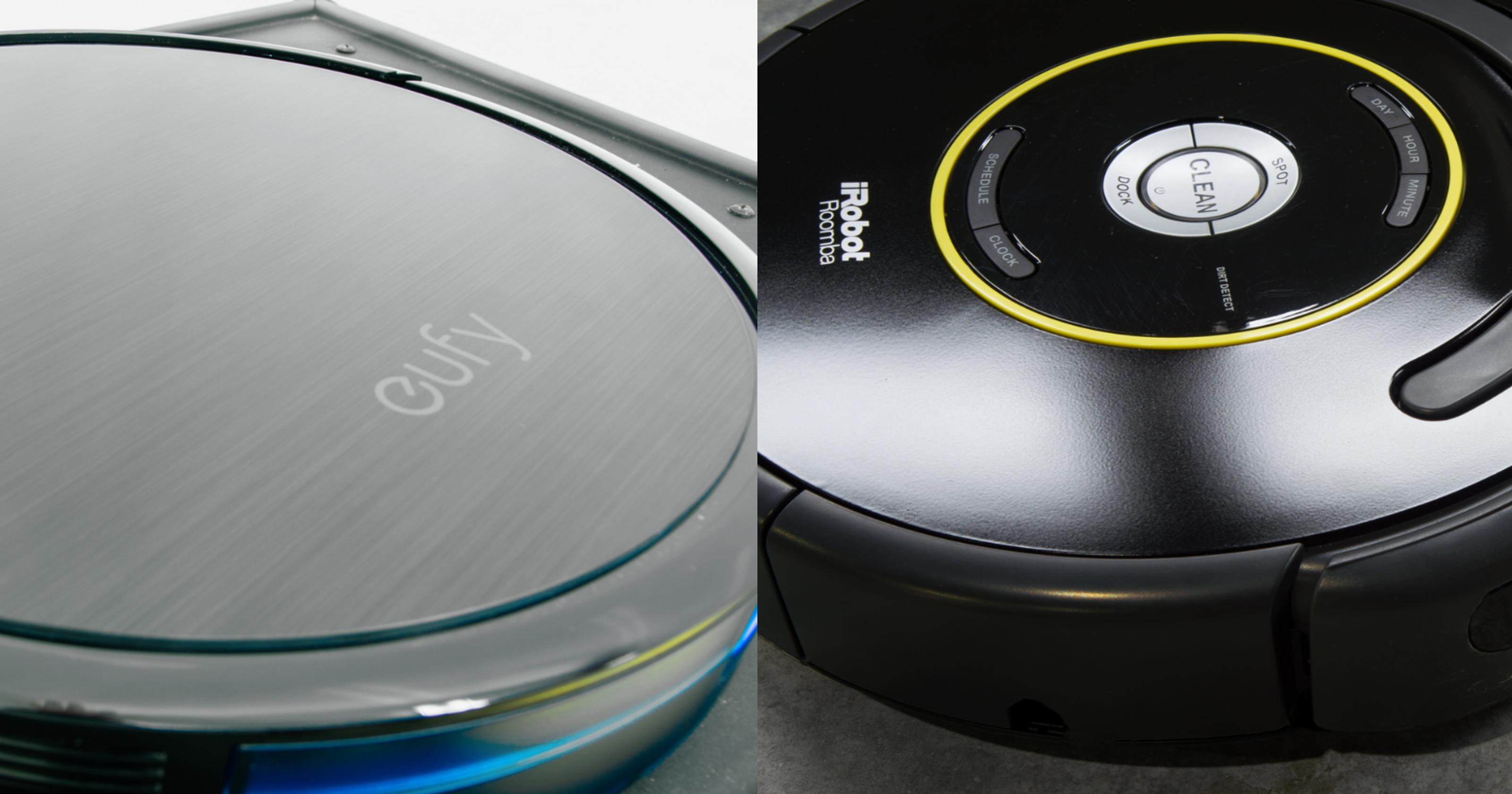 the best affordable robot vacuums of 2018. Black Bedroom Furniture Sets. Home Design Ideas