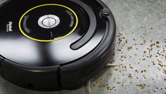 The iRobot Roomba 690