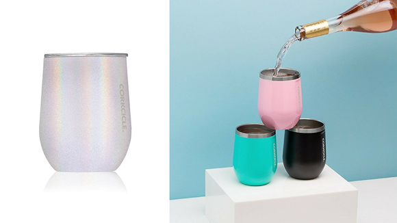 Best gifts for women 2019: Corkcicle Wine Tumbler