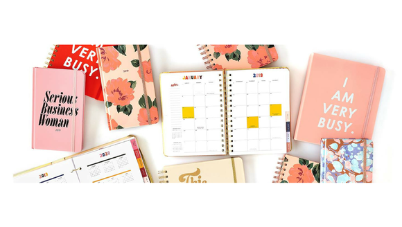 Best gifts for women 2018: ban.do 2019 planner