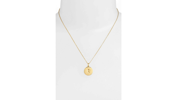 Best gifts for women 2018: Kate Spade Pendant Necklace